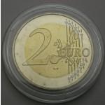 NEMČIJA 2€ 2008 F - z napako