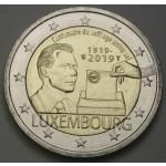 LUKSEMBURG 2€ 2019 - 100 let volilne pravice