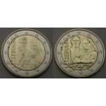 LUKSEMBURG 2€ 2020 - Rojstvo princa Charlesa - 2 kovanca