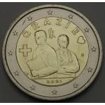 ITALIJA 2€ 2021 - Zdravstveni delavci - HVALA