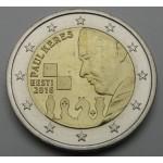 ESTONIJA 2€ 2016 - 100. obletnica rojstva Paul Keres