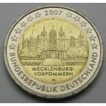 NEMČIJA 2€ 2007 (A,D,F,G,J )