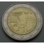 AVSTRIJA 2€ 2016 - 200 Let Avstrijske Nacionalne Banke