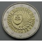 SLOVAŠKA 2€ 2016 - Predsedovanje EU