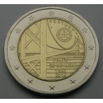 PORTUGALSKA 2€ 2016 -  The 25th April Bridge