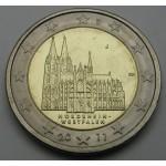 NEMČIJA 2€ 2011 (A,D,F,G,J )