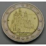 NEMČIJA 2€ 2012 (A,D,F,G,J )