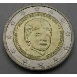 BELGIJA 2€ 2016 - Child Focus