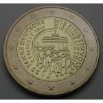NEMČIJA 2€ 2015 - 25 let nemške enotnosti - (A,D,F,G,J )