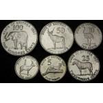 ERITREJA 1 Cent / 100 Cents 1991 - Lot 6 kovancev - UNC