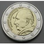 GRČIJA 2€ 2017 - Nikos Kazantzakis