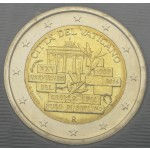 VATIKAN 2€ 2014 - Berlinski zid