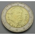 ITALIJA 2€ 2012