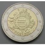 IRSKA 2€ 2012 10 LET EVRO GOTOVINE