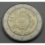 FINSKA 2€ 2012 10 LET EVRO GOTOVINE