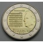 LUKSEMBURG 2€ 2013
