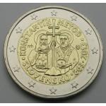 SLOVAŠKA 2€ 2013