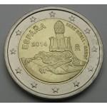 ŠPANIJA 2€ 2014