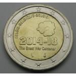 BELGIJA 2€ 2014
