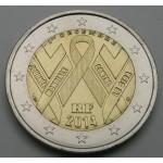 FRANCIJA 2€ 2014 - AIDS