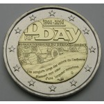 FRANCIJA 2€ 2014 - Dan D