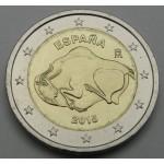 ŠPANIJA 2€ 2015 - Altamira