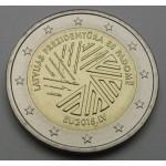 LATVIJA 2€ 2015 - Predsedovanje EU