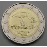 LATVIJA 2€ 2015 - Črna Štorklja