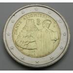 ITALIJA 2€ 2015 - Dante Alighieri