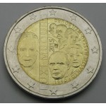 LUKSEMBURG 2€ 2015 - 125th Anniversary of the Nassau Weilburg Dynasty