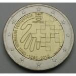 PORTUGALSKA 2€ 2015 - Rdeči križ