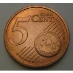VATIKAN 5 Centov 2014