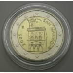SAN MARINO 2€ 2005