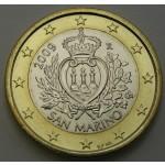 SAN MARINO 1€ 2009