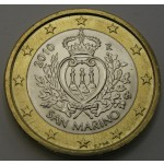 SAN MARINO 1€ 2010
