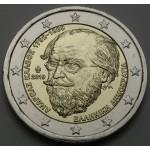 GRČIJA 2€ 2019 - Andreas Kalvos