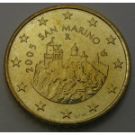 SAN MARINO  50 Centov 2005