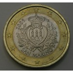 SAN MARINO 1€ 2005