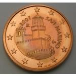 SAN MARINO 5 Centov 2007