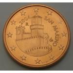 SAN MARINO 5 Centov 2004