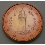 SAN MARINO 1 Cent 2006