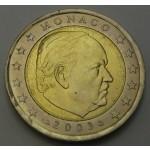 MONAKO 2€ 2003