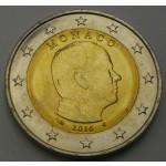 MONAKO 2€ 2016