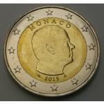 MONAKO 2€ 2015