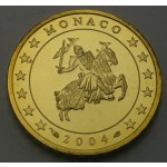 MONAKO 10 Centov 2004