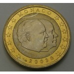 MONAKO 1€ 2003