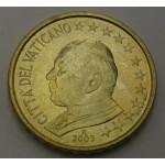 VATIKAN 10 Centov 2003