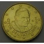 VATIKAN 10 Centov 2007