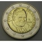 VATIKAN 2€ 2009