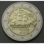 ESTONIJA 2€ 2020 - 200. obletnica prve ekspedicije na Antarktiko